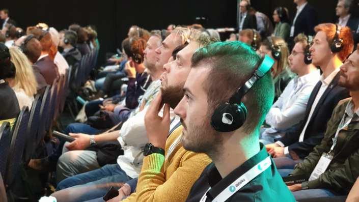 aandacht lezingen en beurs presentaties big data expo