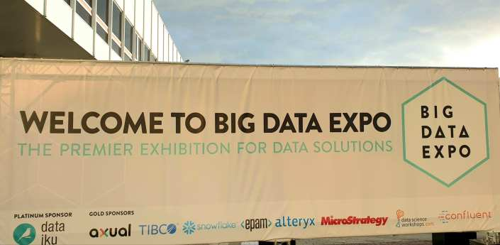 welcome to big data expo