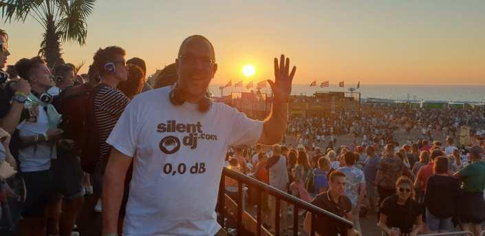sunset SilentDJ 0.0 dB