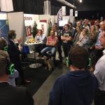 beurs presentatie innovatie woningcorporaties