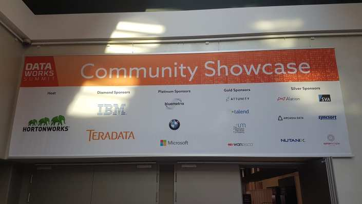 data works summit community showcases