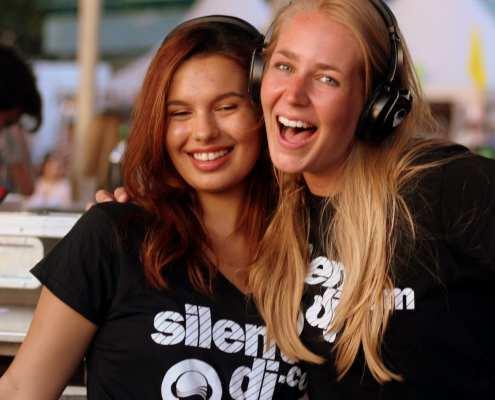 silent disco Zomerfeesten Museumplein Nijmegen 18 juli | SilentDJ.com