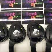 silent disco per post koptelefoons