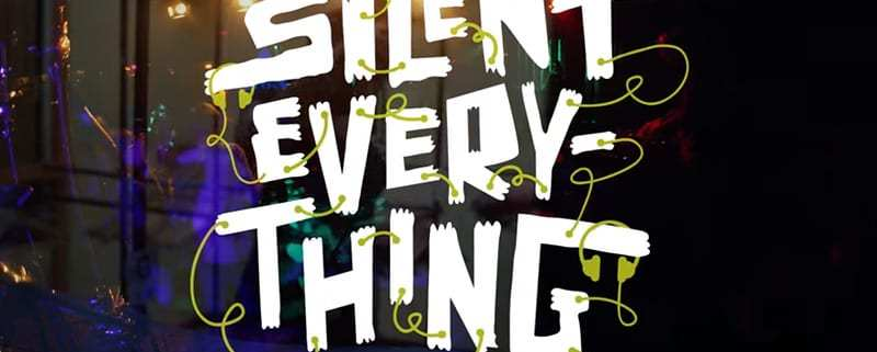 Silent EveryThing night in podium Victorie: 3 DJ's and live bands op 3 kanalen tegelijk!