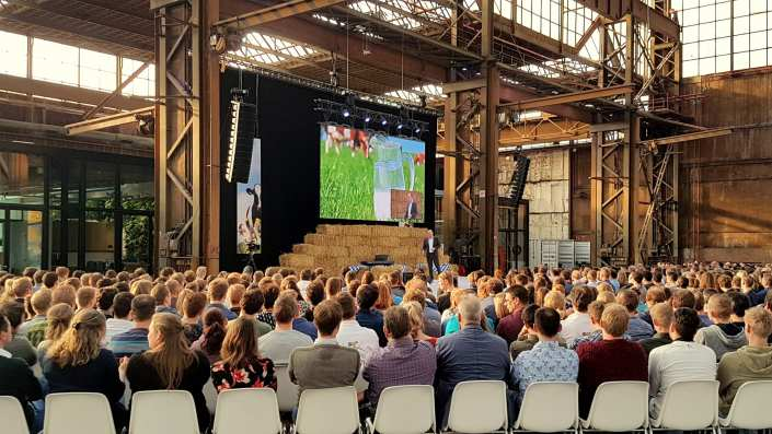 Young Farmers Festival Friesland Campina