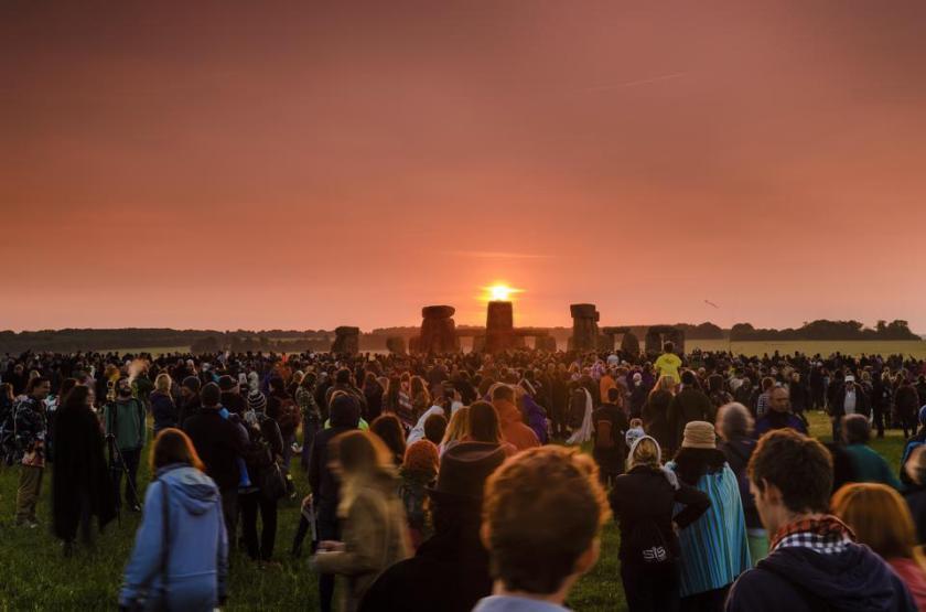Summer Solstice 2017 Stonehenge