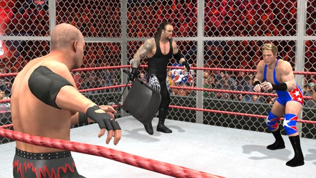 Download WWE SmackDown vs. RAW 2011 ISO for PPSSPP 2