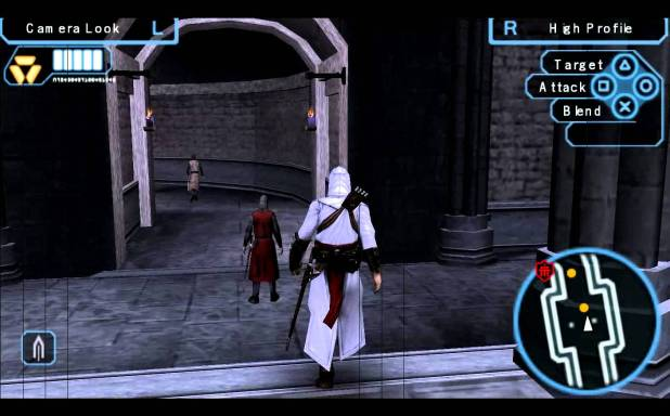 Assassin's Creed Bloodlines ppsspp