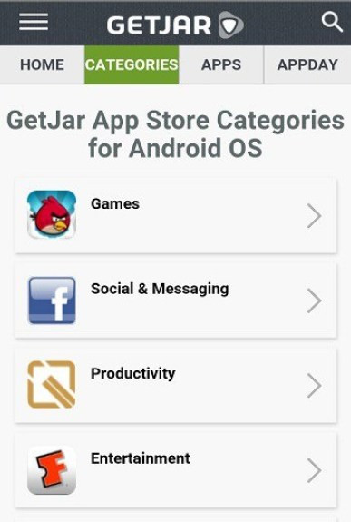 Best google play Store Alternative