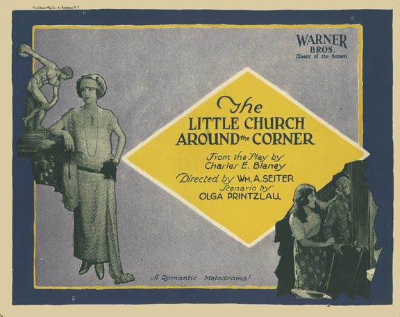 Image result for Little Church Around the Corner 1923