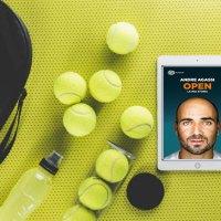 """""""Open"""" di Andre Agassi: una vera e propria rivelazione"""