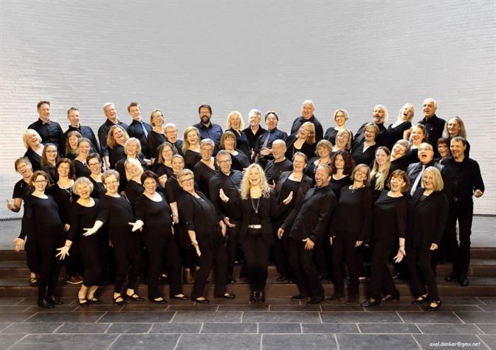 Gruppenbild Chor
