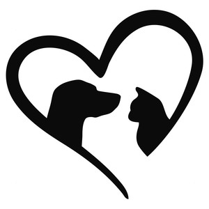 Download Silhouette Design Store - View Design #178102: pet love