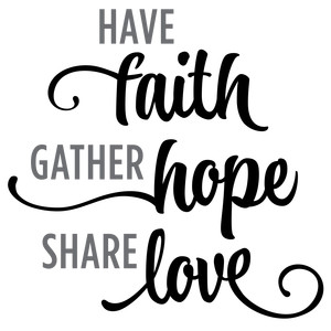 Download Silhouette Design Store - View Design #131144: have faith ...