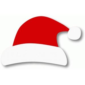 Silhouette Design Store View Design 70028 Santa Hat