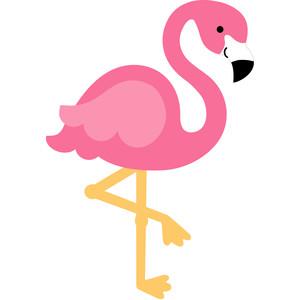 Silhouette Design Store View Design 160378 Flamingo