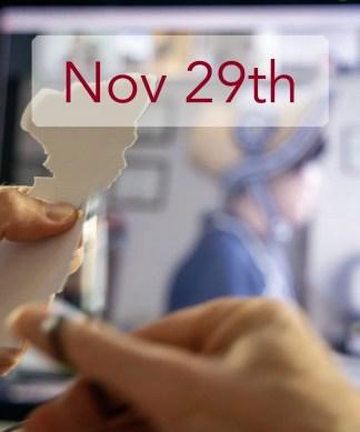 Nov 29th