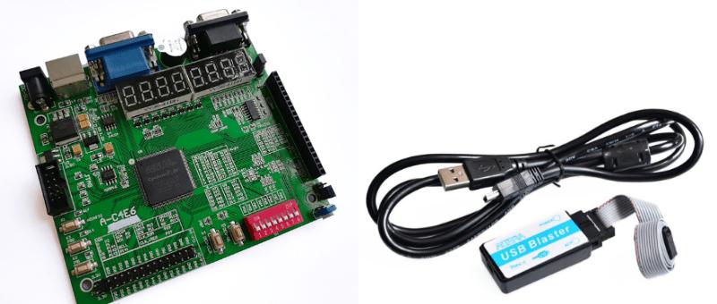 Дешевые FPGA платы для нужд школьных кружков и
