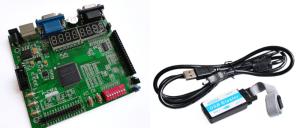 Дешевые FPGA платы для нужд школьных кружков и университетских курсов с большим количеством студентов