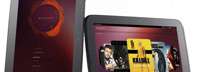 Tablette Ubuntu