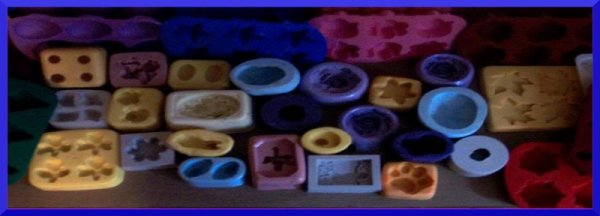 Silicone Moulds Main Category