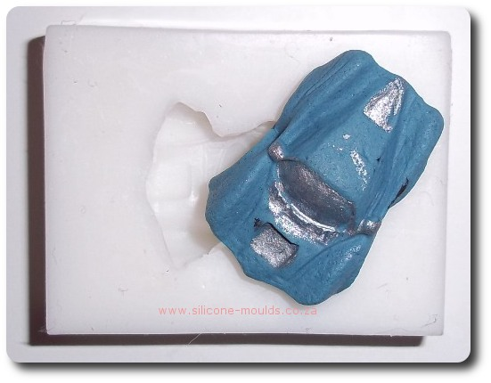 Mini Monster Car Silicone Mould