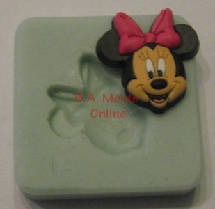 Minnie Mouse Face Small