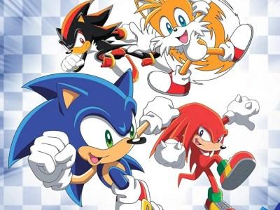 Sonic X Netflix December 2019 Siliconera