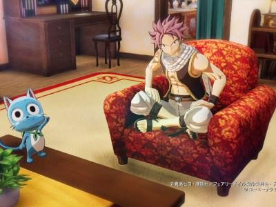 Fairy Tail RPG Gameplay
