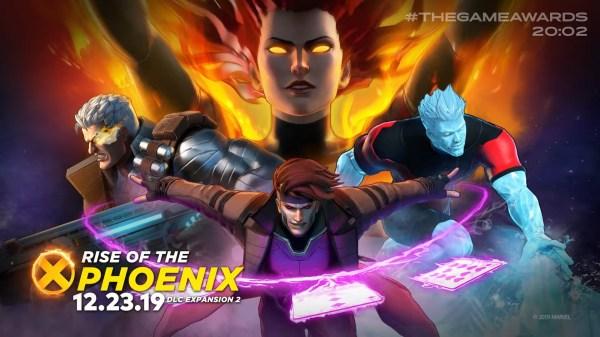 Marvel Ultimate Alliance 3 Reveals Rise of the Phoenix DLC