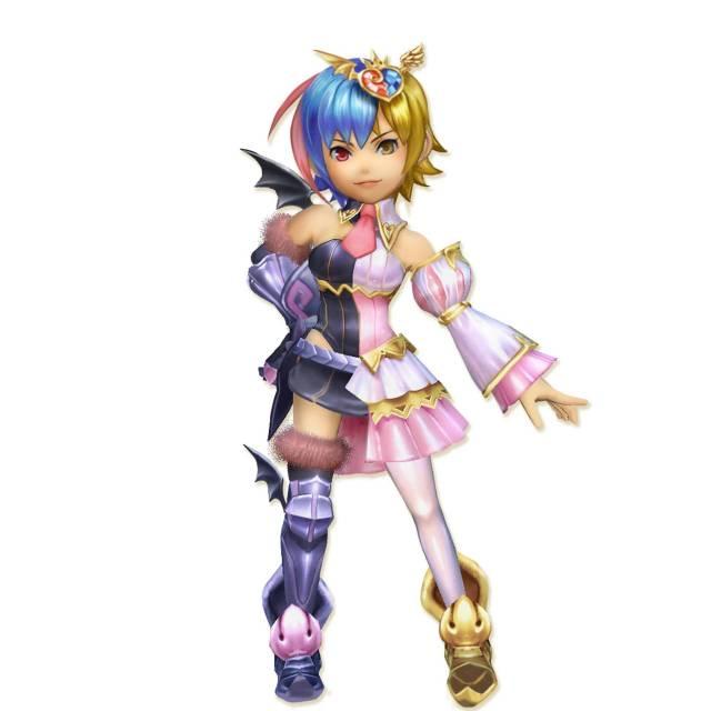 Final Fantasy Crystal Chronicles: Remastered Edition DLC Mimic Mira Female Clavat