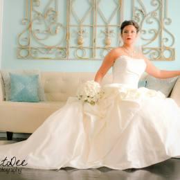 Audrina Salvati Bride