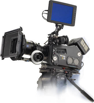 SI-2K Camera With Removable Camera Head
