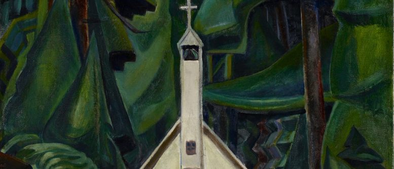 Emily Carr Indian Church 1929