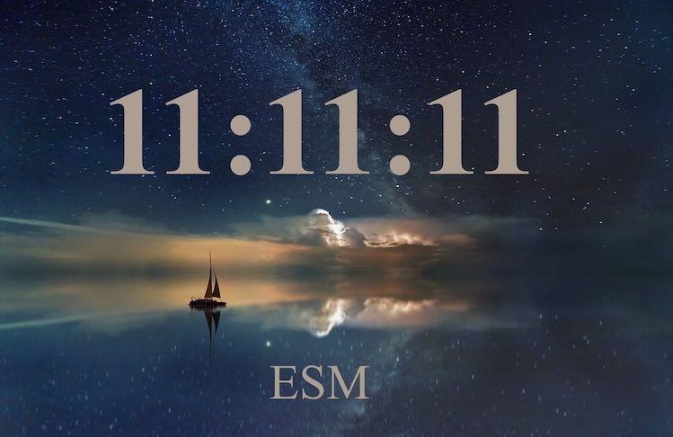 Eleven, eleven, eleven