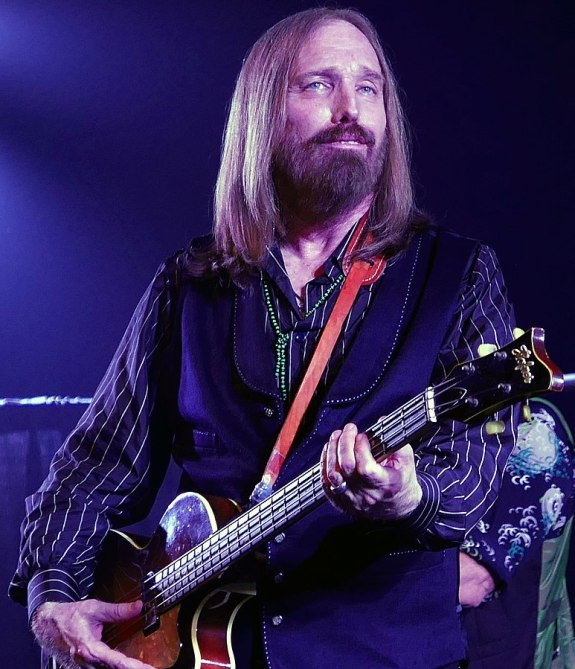 Tom Petty, performing with Mudcrutch, at the Fillmore, San Francisco, on June 20th, 2016.