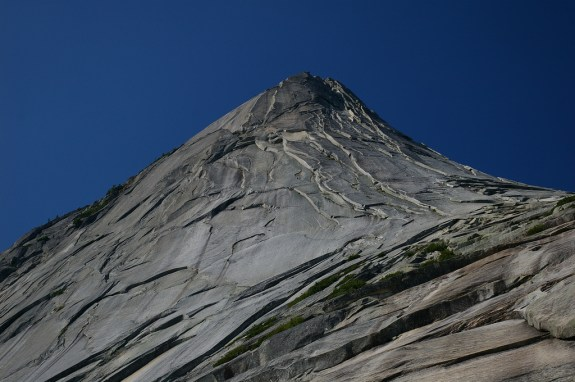 Yak Peak on the Coquihalla Pass