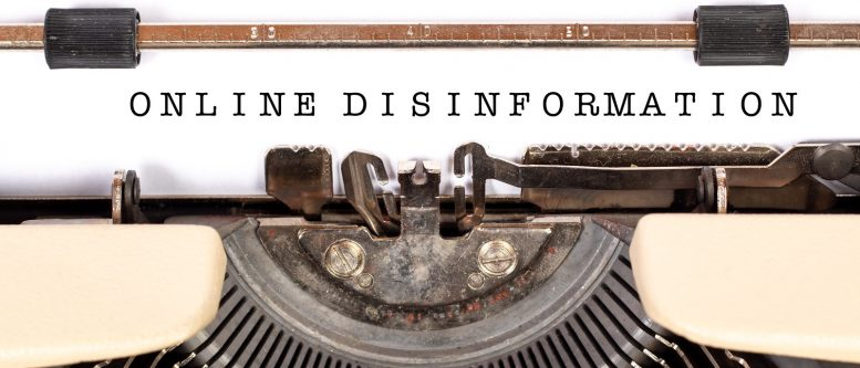 Confronting the Disinformation