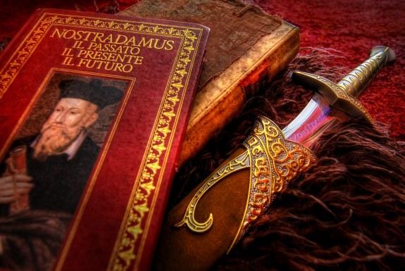 Naughty Beaver and the Nostradamus Prophecies