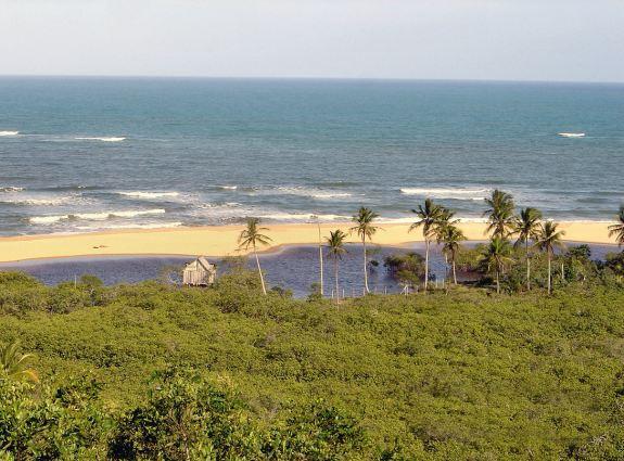 Trancoso - Porto Seguro - Bahia - Brazil, by Michel Y.G. Meunier