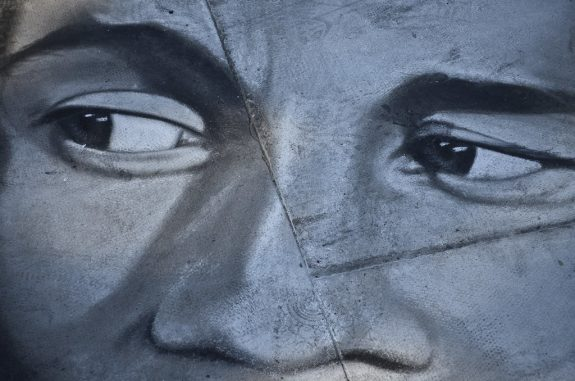 Bob Marley's Eyes