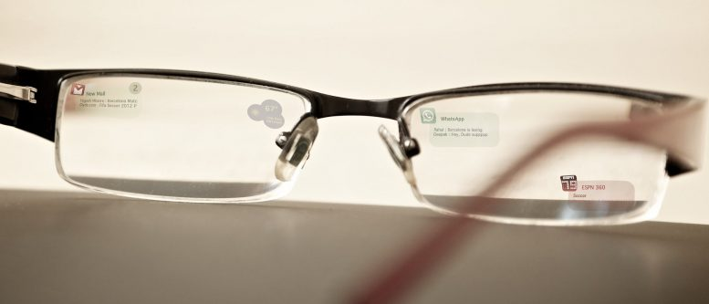 Google's Project Glasses - In Search of Truth