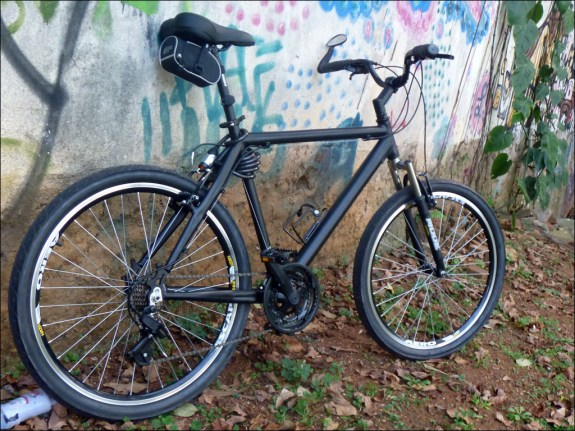 Sampa Mongoose Mountain Bike Aug 24, 2012