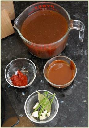 Sauce Espagnol