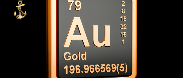 Au is Gold