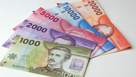 Resultado de imagen de moneda chile