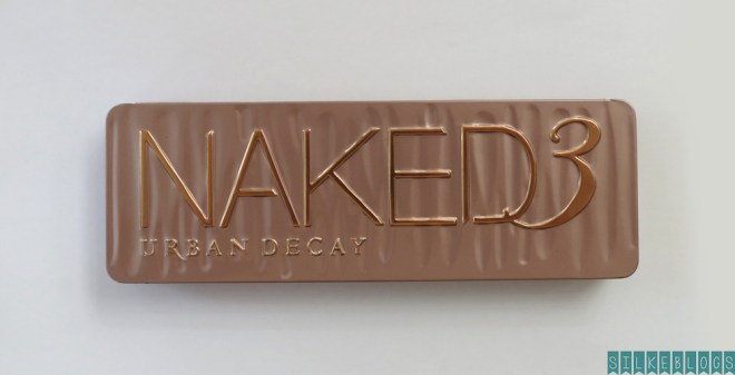 Favorieten november 2014 Urban Decay Naked 3