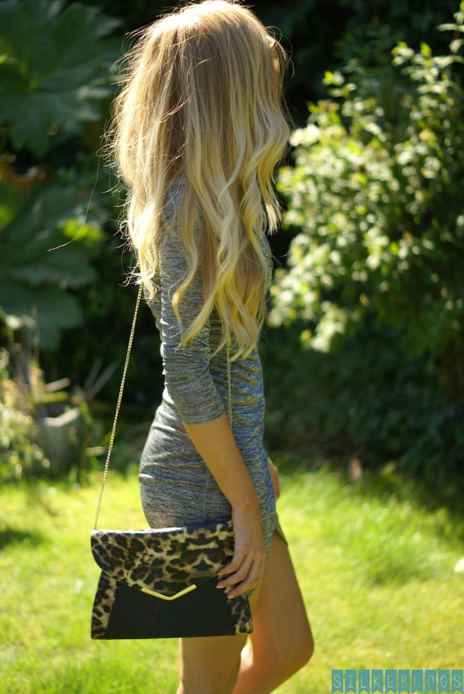 Outfit of the Day: Wrapped in Sun