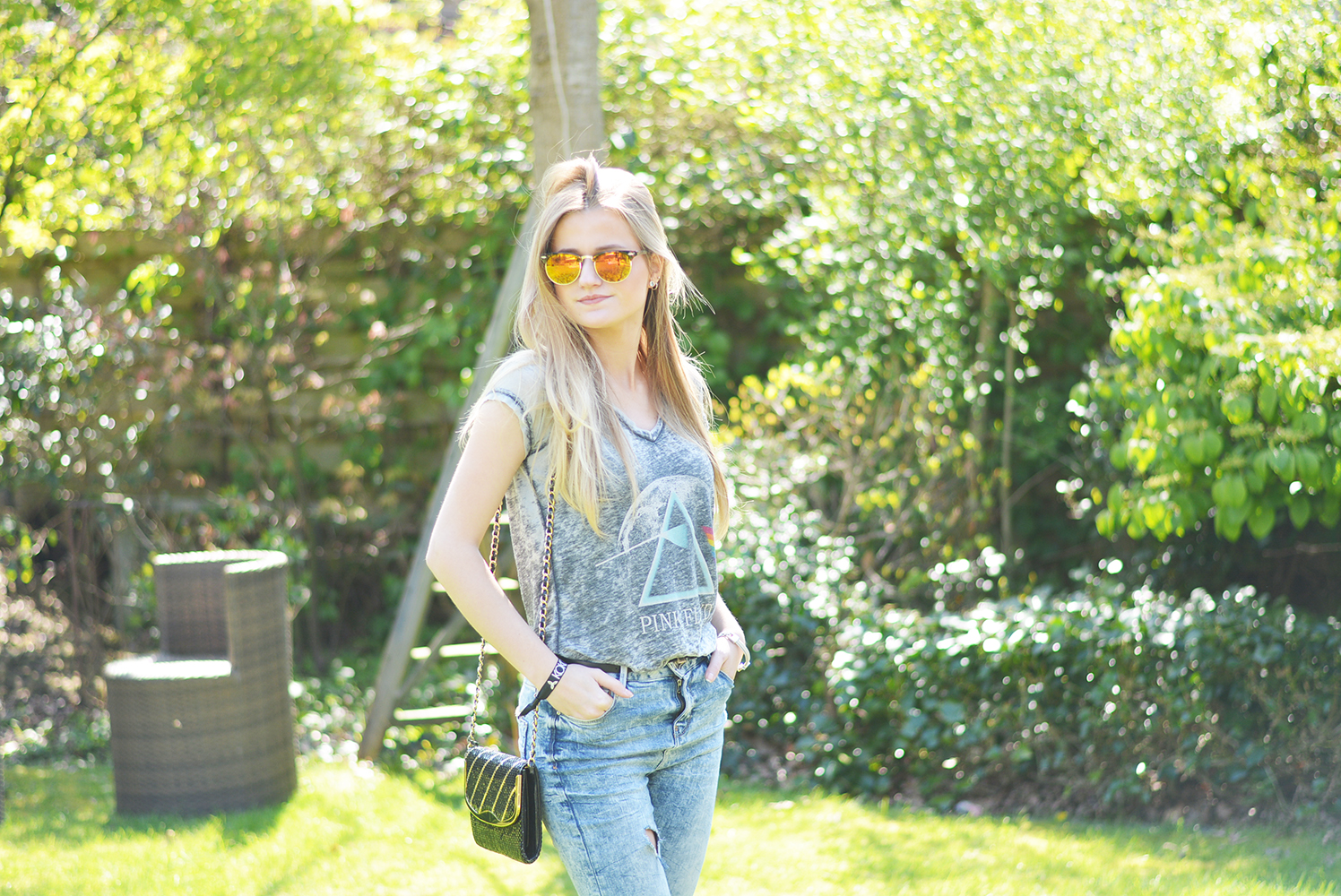 OOTD: Ripped Jeans