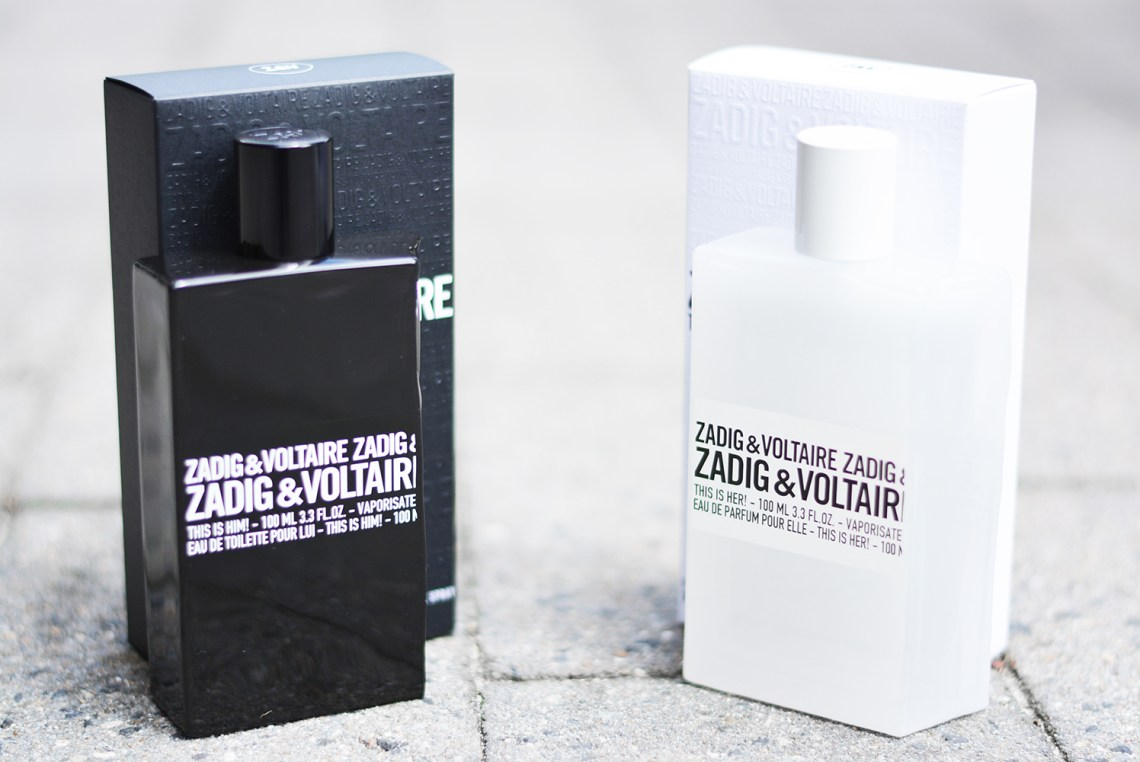 Zadig & Voltaire This Is Her & This Is Him
